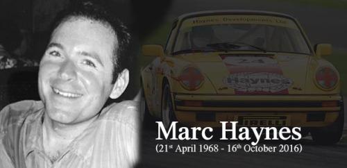 Marc Edward Freeme Haynes