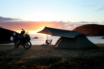 TwistMoto, Motorcycle camping equipment, touring, travelling, adventure, ra