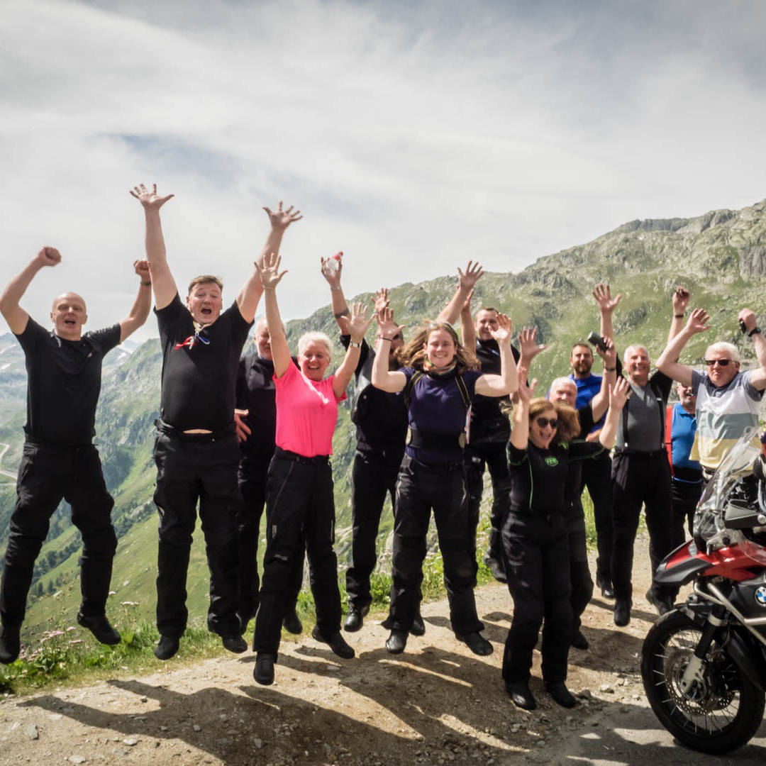 Motorcycle Touring Guided France - Tours france