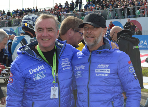 Success in the Ayre for RC Express Racing as Ian Ayre joins team