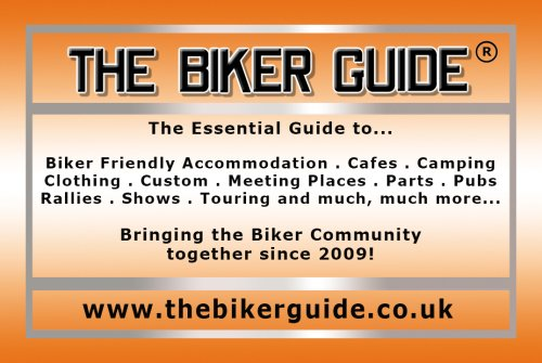 THE BIKER GUIDE - The Ultimate Guide for Bikers - Bringing the Motorcycle