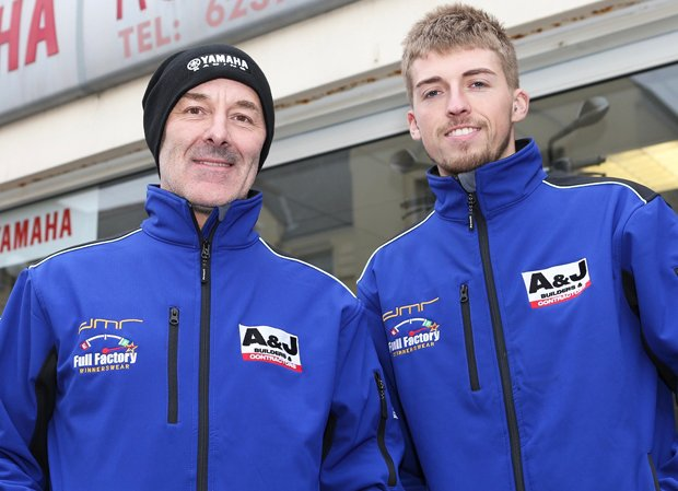 Molyneux teams up with newcomer Payne for 2017 Isle of Man TT Races campaig