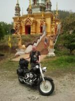 Motorcycle-Travel, Touring, Thailand, Chiang Mai, Bangkok,