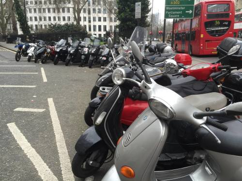 Motorcycle and scooter sales up for 2016 - More people are taking to PTWs t