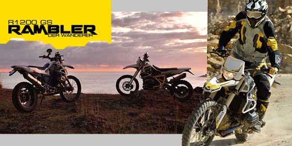 Discover the Touratech R 1200 GS Rambler