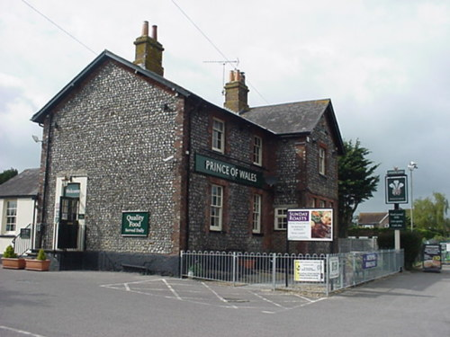 Prince of Wales, Biker Friendly pub, Chichester, West Sussex