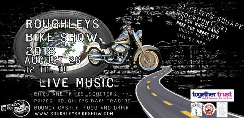 Roughleys Bike Show 2017