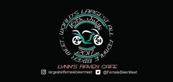 Worlds Largest All Female Biker Meet 2017