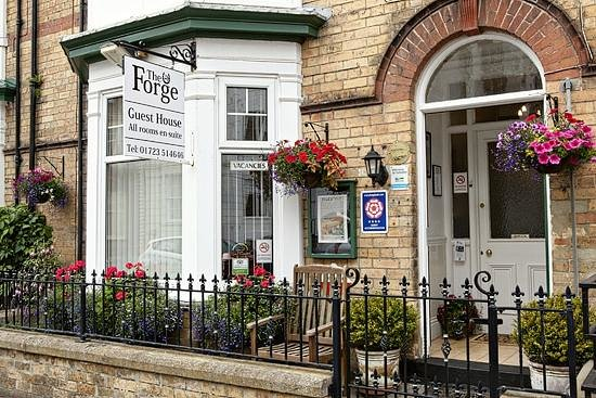 Forge Guest House, Biker Friendly, Filey, North Yorkshire