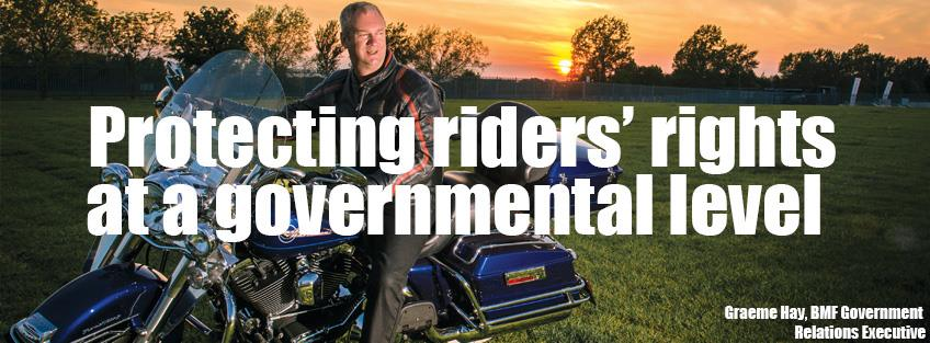 British Motorcyclists Federation - Individual membership, club membership o
