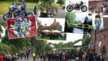 Gawsworth Jesters - Bike Night at the Harrington Arms