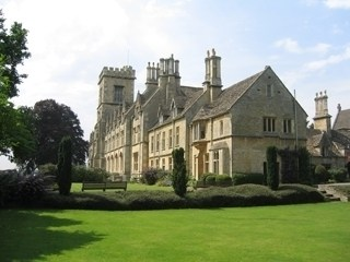 Royal Agricultural College, Biker Friendly, Cirencester, Gloucestershire, W