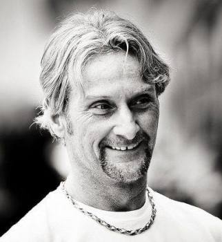 Carl Fogarty at the Manchester Bike Show