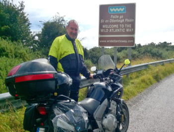 Smallworld Motorcycle Tours, Ireland, Wild Atlantic Way, Coast, Cliff of Mo