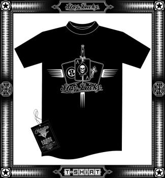 Richardson Original T-Shirts - Stay Lucky t-shirt