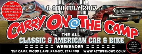 Carry On At The Camp 2017