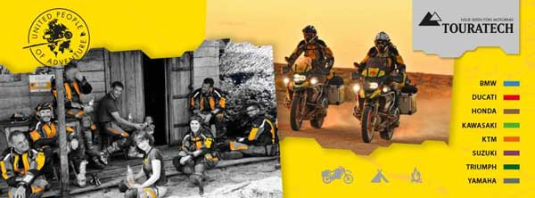 Touratech - Made for Adventure