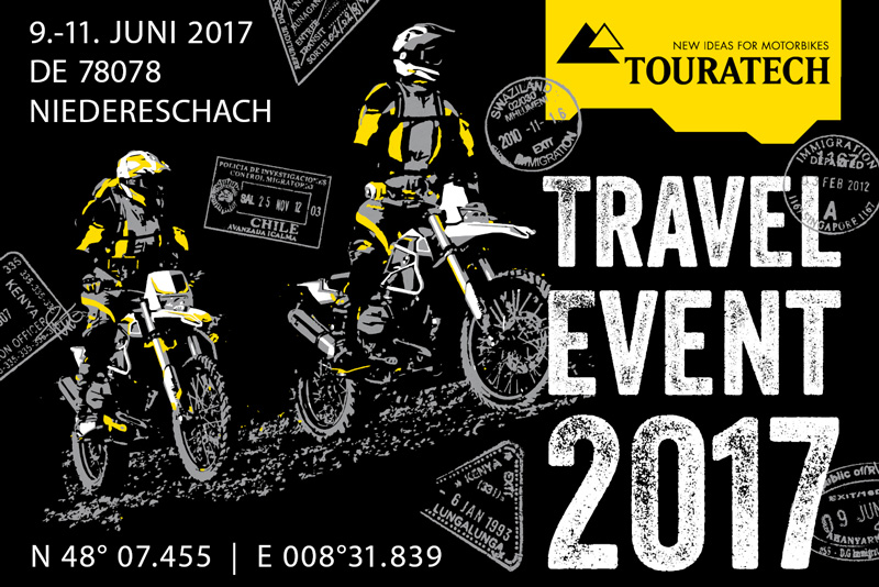 Touratech Travel Event, Niedereschach, Germany