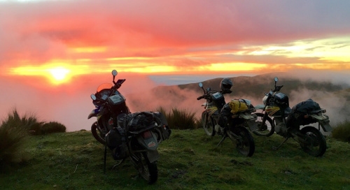 Ecuador Freedom, Bike Rental, Motorcycle touring, Quito, Pichincha