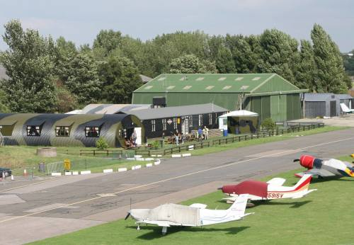 The Squadron Cafe Bar, Biker Friendly, North Weald Airfield, Epping, Essex