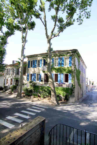Les Volets Bleus, Biker Friendly, Languedoc Roussillon, France