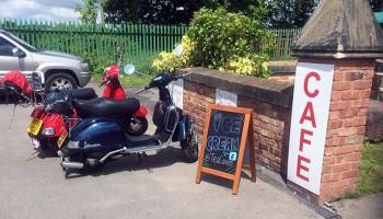Teacakes Vintage Tea Rooms, Biker Friendly, Heswall, Wirral