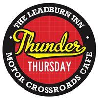 Leadburn Inn Motor Crossroads Cafe, Thunder Thursday, Pub meet, Scotland, M