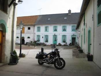 Les Ballastieres, Bikers welcome, Calais, France