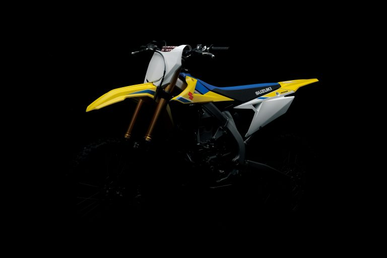 Suzuki announces details of 2018 RM-Z450