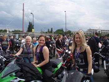 Ladies Day – Bring What Ya Run - Ace Cafe London