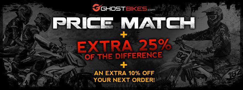 Ghost Bikes for a huge range of clothing, accessories, helmets, luggage and