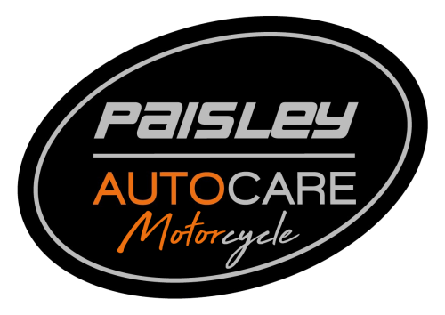 Paisley Autocare Motorcycles, Serving, repairs, workshop