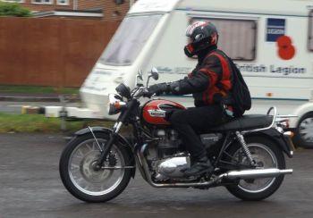 The Nightjar, Bikers welcome, Weston-super-Mare, Somerset