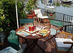 Quayside, Biker Friendly, Wootton Bridge, Isle of Wight