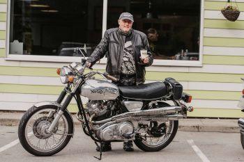 Billys On The Road, Biker Friendly Cafe, Billingshurst, West Sussex,