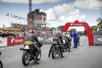 Sell out events for 2017 Classic TT as The Daily Telegraph describes it as