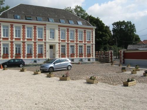 Chateau de Moulin le Comte, Biker Friendly, Aire-sur-la-Lys, Pas-de-Calais