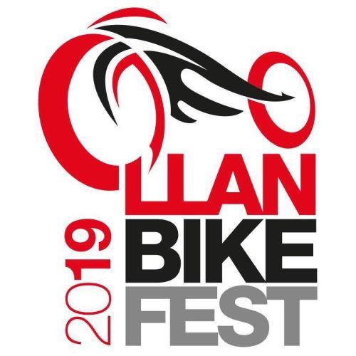 Llangollen Motorcycle Festival - LlanBikeFest, North Wales, August 2018