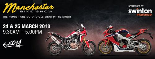 Manchester Bike Show 2018