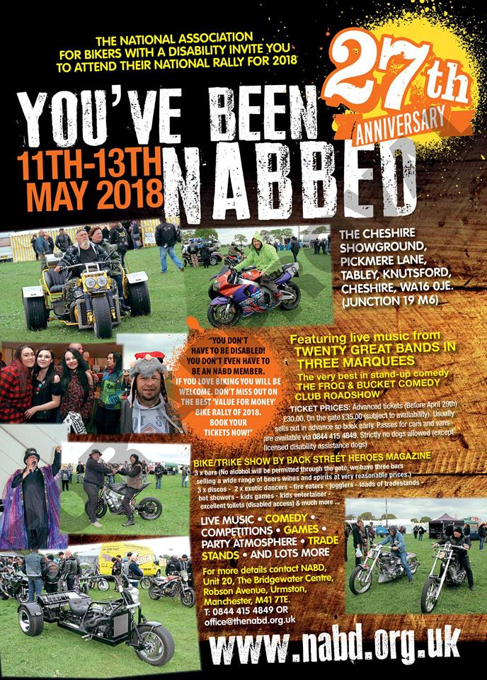 Biker Rallies | Motorcycle Events & Shows | UK