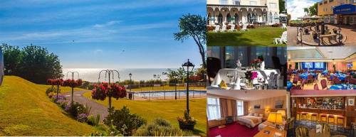 Langstone Cliff Hotel, Biker Friendly, Dawlish, Devon