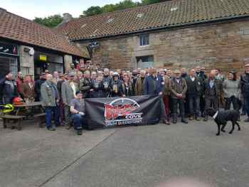 The Bikers Cove, the favourite Biker Friendly Cafe in the UK, as voted for
