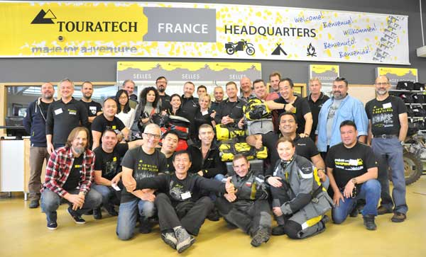 Distributors will support the restructuring process of Touratech