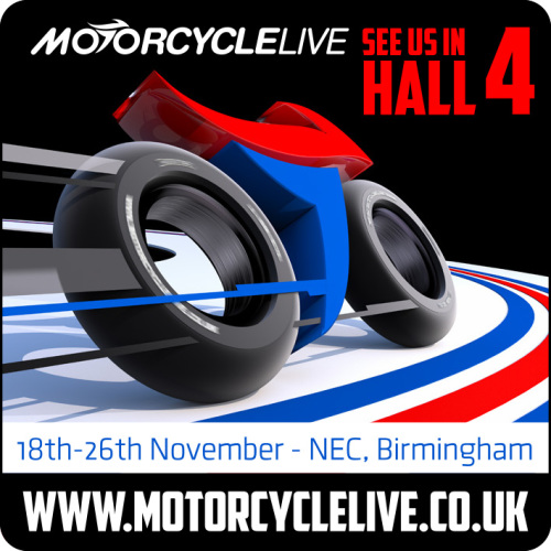 Visit Orange & Black with H-C Travel at Motorcycle Live at the NEC