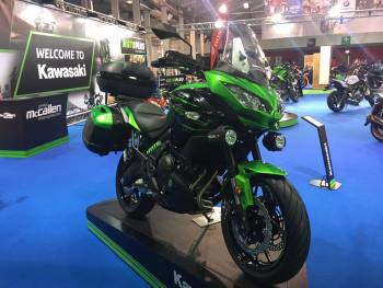 N.I. Motorcycle Festival, New Models, Main manufactures, Kawasaki