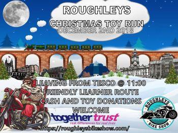 Roughleys Toy Run 2018