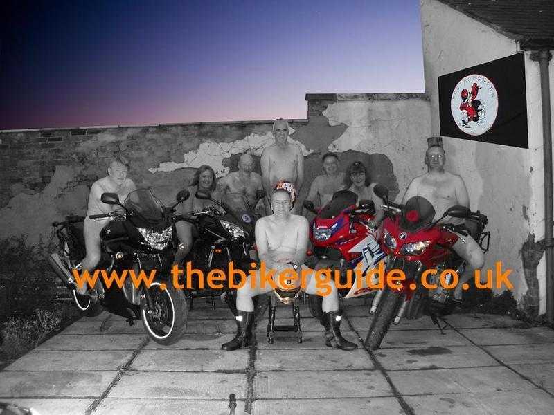 Westhoughton MCC: Bob McClellan, Gill Glynn, Larry, Chris Glynn, Rex Higham