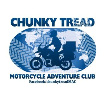Chunky Tread Motorcycle Adventure Club