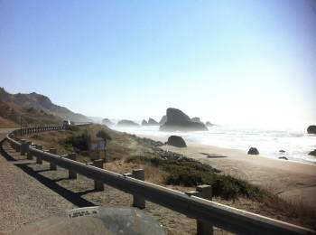 Magellan Motorcycle Tours, Pacific Coast Highway, USA