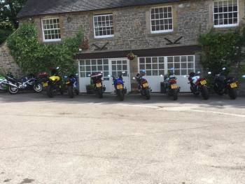 The Manifold Inn, Bikers welcome, Buxton, Peak District